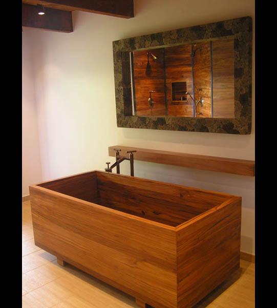 Best Wooden Bathtubs - Luxury Wood Tubs - Our Portfolio TD61
